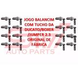 Jogo Balancim Com Tucho 16 Peças Ducato/boxer/jumper 2.3
