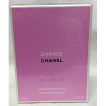Chance Chanel Eau Tendre 100ml 100% Original