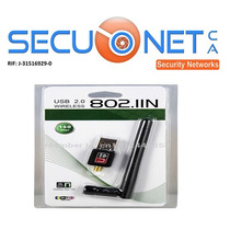 Antena Wifi Usb Tarjeta Receptor De 150mbps 802.11n