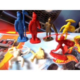 Mc Mad Car Muñecos Figuras Miniaturas Indio Romano Soldado