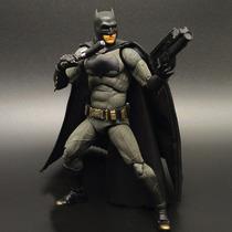 Boneco Batman X Superman Action Figure Mapex Neca Ben Afleck