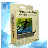 Sintonizador De Tv Digital Full Seg Hd Para Laptop Y Pc Usb