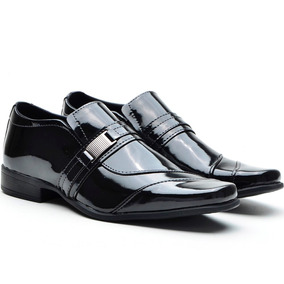 Sapato Social Masculino Adulto E Infantil Pai/filho Promoção