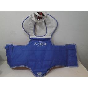Protector Peto Para Taekuando Karate Talla S #b438