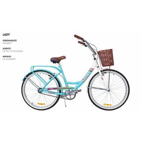 Bicicleta Stark Rodado 26 Lady Y Antoniette Cubana Paseo