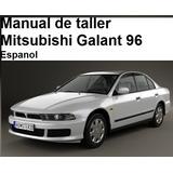 Manual Servicio Reparacion Taller Mitsubishi Galant Mf Mx