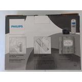 Caixa Telefone Sem Fio Philips D121 Com Manual E Cabo Rj 11