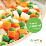 Ensalada Rusa Congelada Biomac 1 Kilo The Food Market