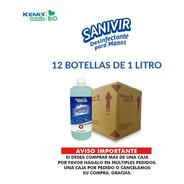 Desinfectante Sanitizante - Manos, Cuerpo Y Superficies 12lt