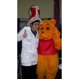 Disfraz Disfraces Cabezon Pooh Cabezudo Venta!