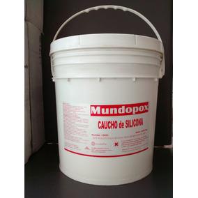 Caucho De Silicona Mundopox Para Moldes X 20 Kg.