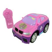 Carrinho De Controle Remoto Barbie Style Machine Candide