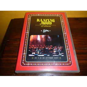 Dvd - Dancing Mood - Deluxe Teatro Opera - Como Nuevo