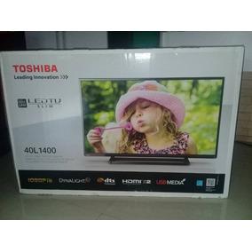Tv Toshiba Led 40 Pulgadas.