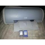 Impresora Hp Deskjet 3535 Sin Tinta Y Sin Cables Gratisenvio