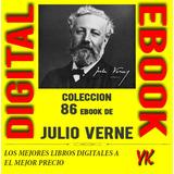 Julio Verne - Pack Colección Libros - Digital 86-ebook