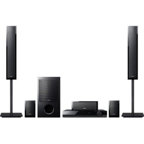 Sistema Dvd Home Theater Sony 5.1 Channel 600 Watts