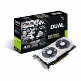 Tarjeta De Video Asus Gtx1050ti 4gb Dual Oc Nvidia
