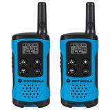 Rádio Motorola Walk Talk Talkabout T100br - 25 Km- Pilha