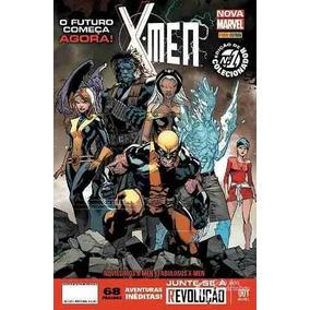 X-men Nova Marvel Completo Panini Frete Grátis Brasil