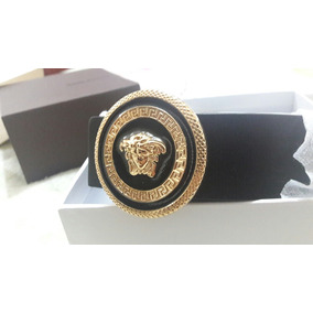 Cinturón Versace Vitello Medusa