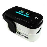 Oximetro De Pulso Silfab Md300-ccl Con Onda Saturometro