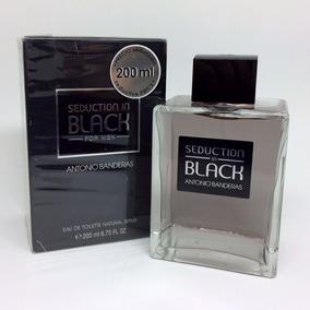 Antonio Banderas Seduction In Black 200ml | Original Lacrado