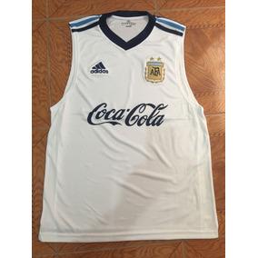 Sudadera Musculosa Selección Argentina