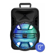 Parlante Bluetooth Luces Led Harrison By Kanji Acid Sour Cba
