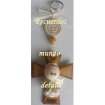 Llavero Detalle Recuerdo Angel Angelito Angelita Niña Niño