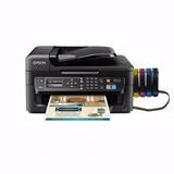 Impresora Multifuncional Epson Wf 2630 + Sistema Factura Nva