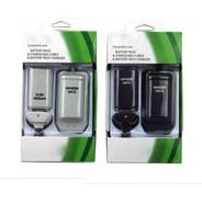 Kit Cuna Cargador Cable Usb Y 2 Baterías 4800mah De Xbox 360