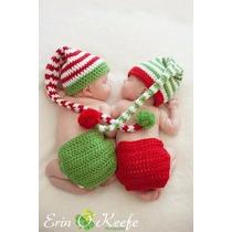 Conjunto Tejidos Crochet Props Hasta 1año Para Seccion Fotos