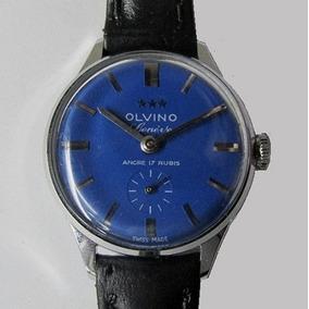 Relógio Pulso Olvino Geneve Swiss Made Feminino,clássico