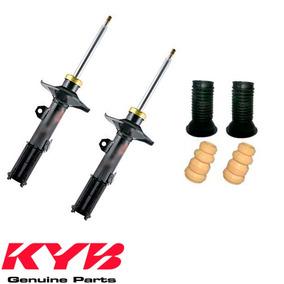 2 Amortecedores Dianteiro Corolla 2005 2006 + Kits - Kayaba