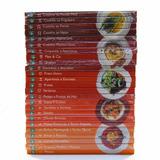 A Grande Cozinha - Abril Coleções - 25 Volumes Gastronomia