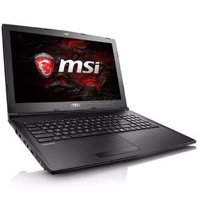 Notebook Gamer Msi Gs63 Vr7 I7 7gen 16gb 128 1tb Gtx1060 6gb