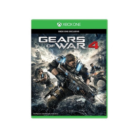 Gears Of War 4 Xbox One Offline - Envio Imediato