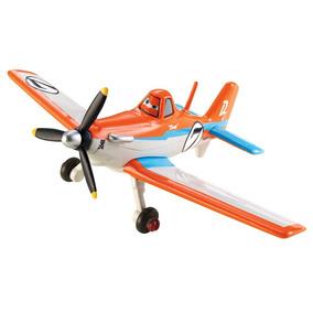 Mini Aviao - Dusty Crophopper Mattel