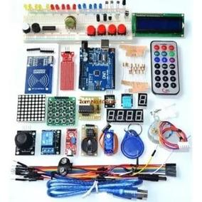 Kit Arduino Uno R3 Básico Pronta Entrega