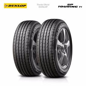 Kit X2 175/70 R13 Dunlop Sp Touring T1 +colocacion En 60suc