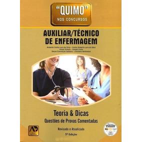 Quimo - Auxiliar Técnico De Enfermagem - Teoria &