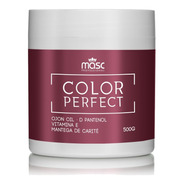 Máscara Color Perfect Nutri E Revitaliza 500gr Mascpro