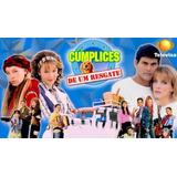 Novela Cúmplices De Um Resgate Mexicano Dublado Em 21 Dvds