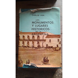 Vigil- Los Monumentos Y Lugares Historicos De La Argentina