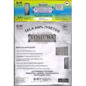 5 Tela Mosquiteira Anti-inseto Mosquito Janela Todas Medidas