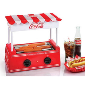 Nostalgia Coca-cola® Hot Dog Roller | Hdr565coke