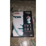 Dvd Face A Face Como O Inimigo Christopher Lambert Original