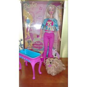 Antiguo Perrito De Barbie Vintage Foto 1 Es Solo Referencia