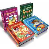 4 Libros Letramania 1, 2, 3 Y 4 - Sally Johnson